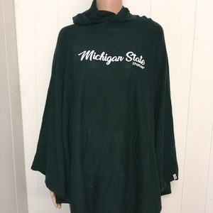 Women's Michigan State Spartans Shaw Size Os
